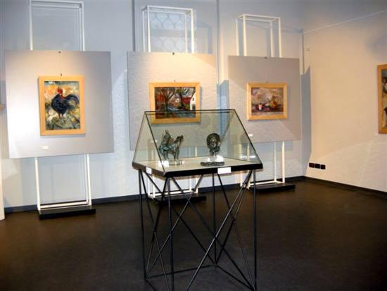 Guido Sgaravatti e l'arte terapia
