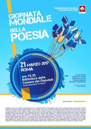 Giornata mondiale della poesia fuis for Camera dei deputati roma